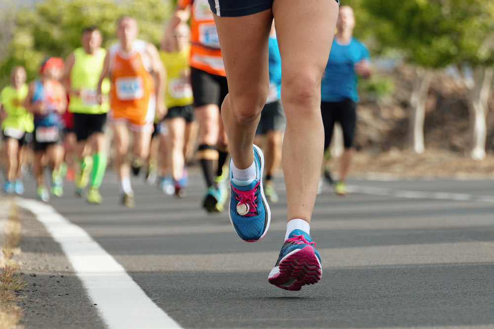 Marathon running Five tips from a knee surgeon