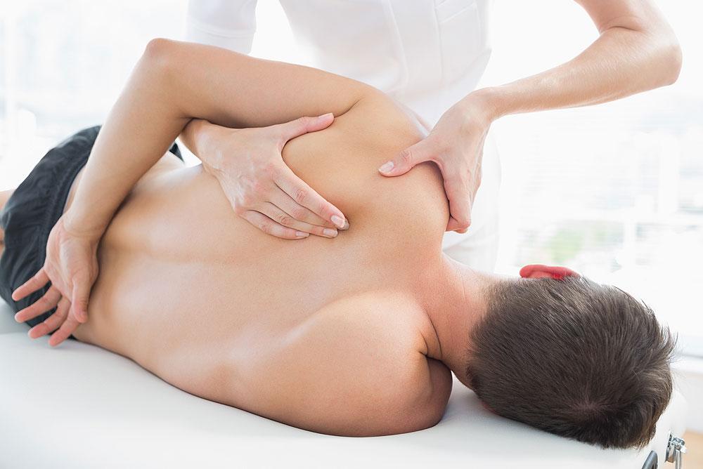 five alternatives to shoulder surgery - Chris Bailey
