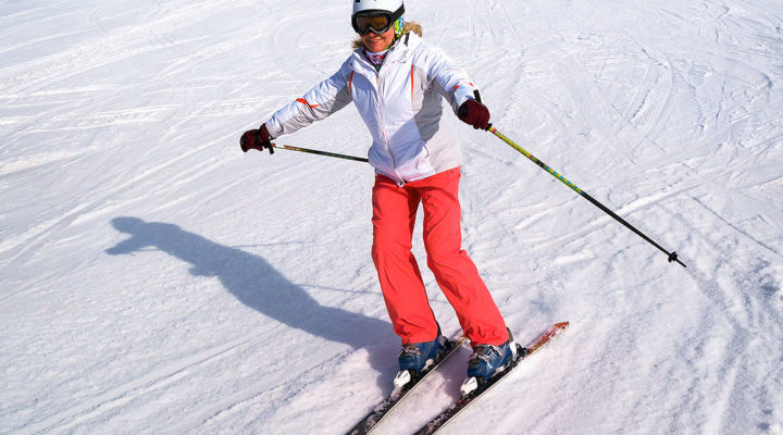 Is it bad to ski with arthritis - Chris Bailey