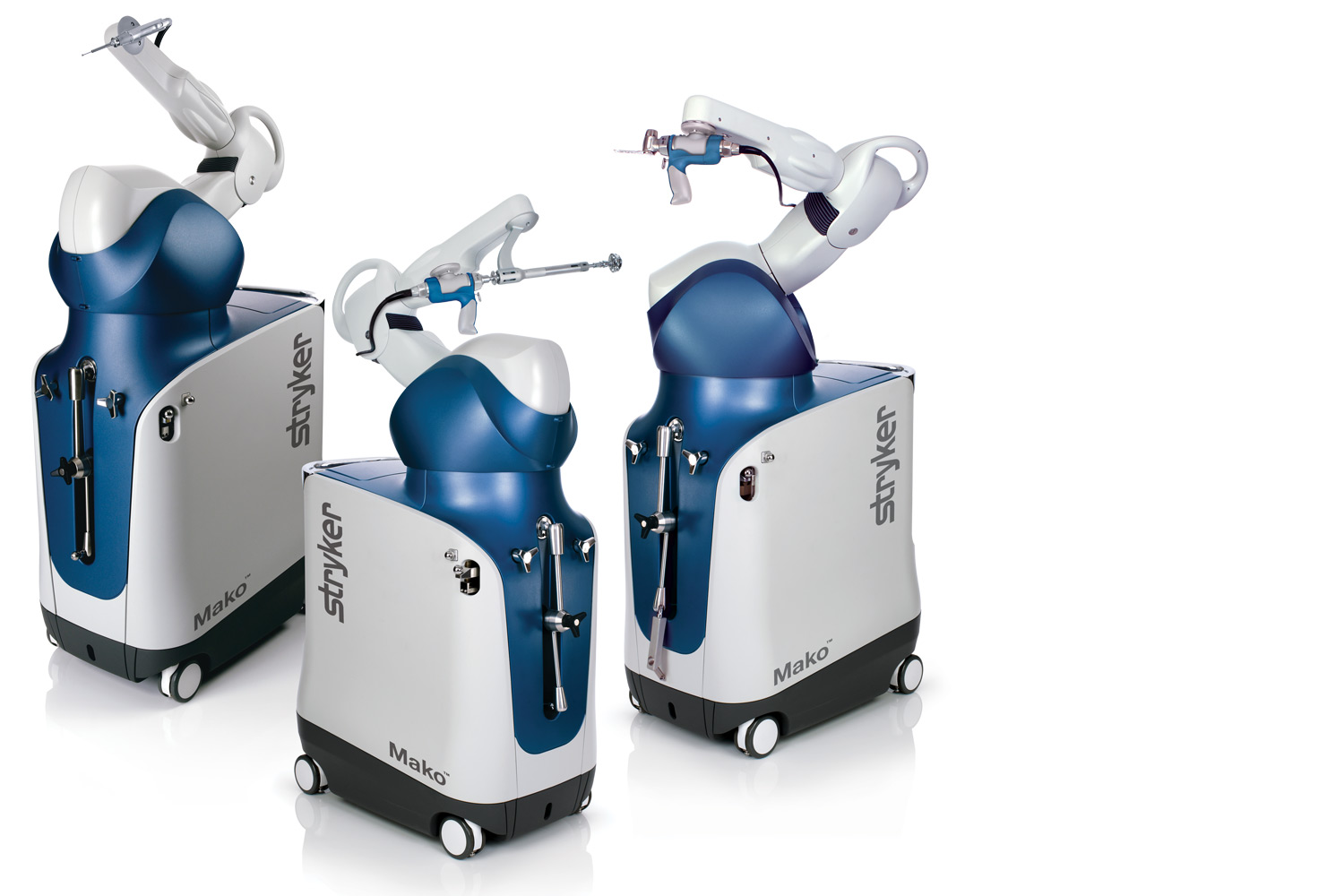 robot-assisted surgery for joint replacement stryker Mako
