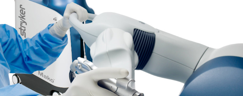 Stryker Mako robot-assisted surgery