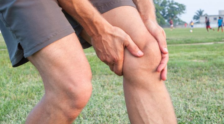 Starter guide to swollen knees