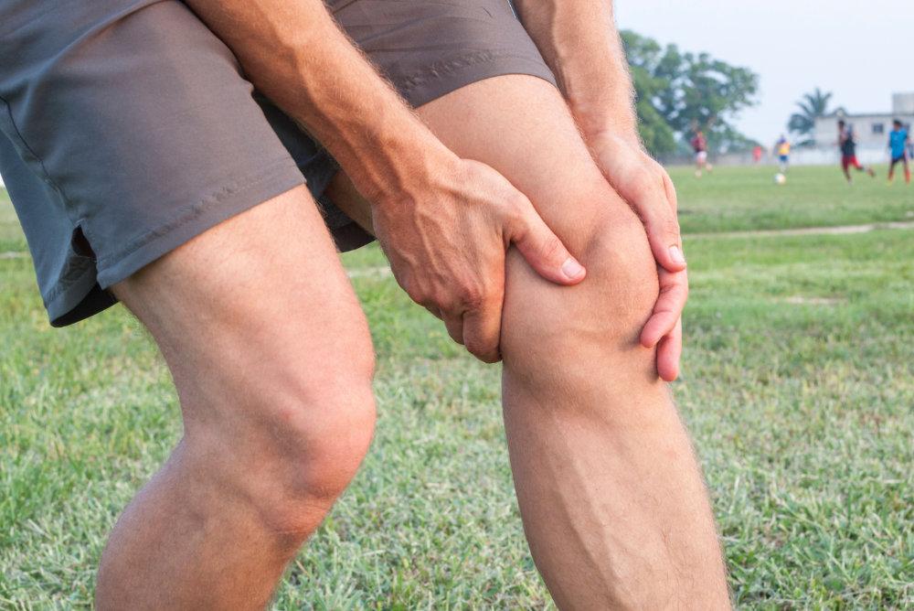 Starter guide to swollen knees