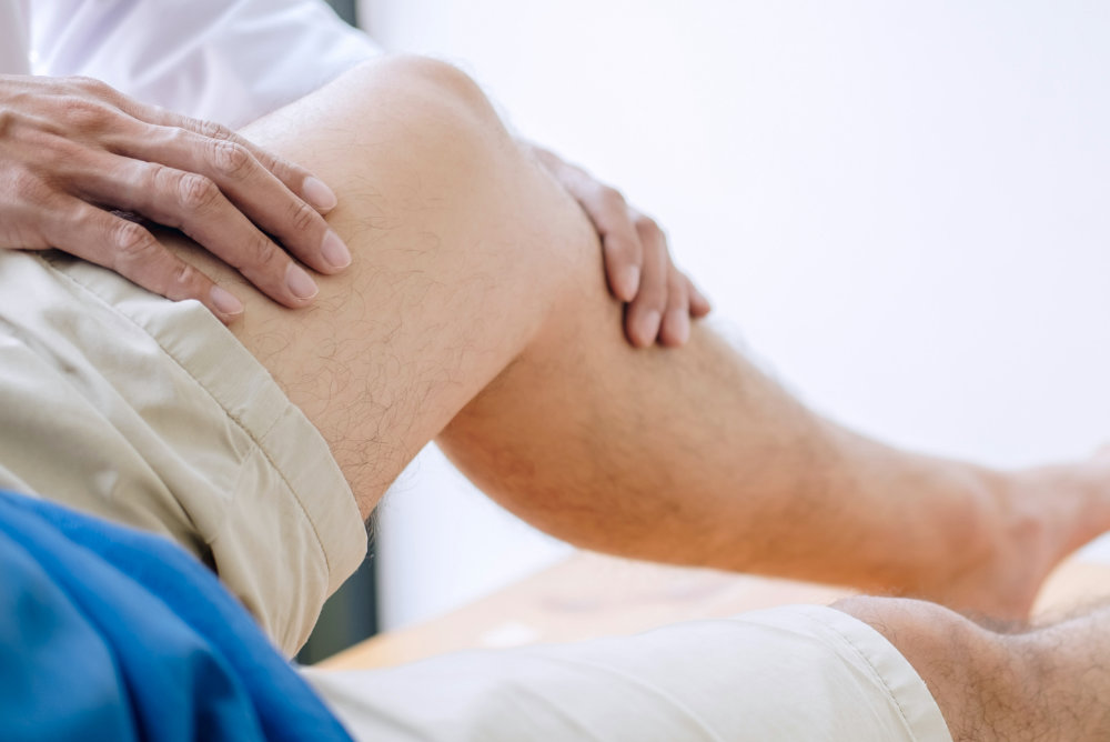 How long does it take to recover from a partial knee replacement