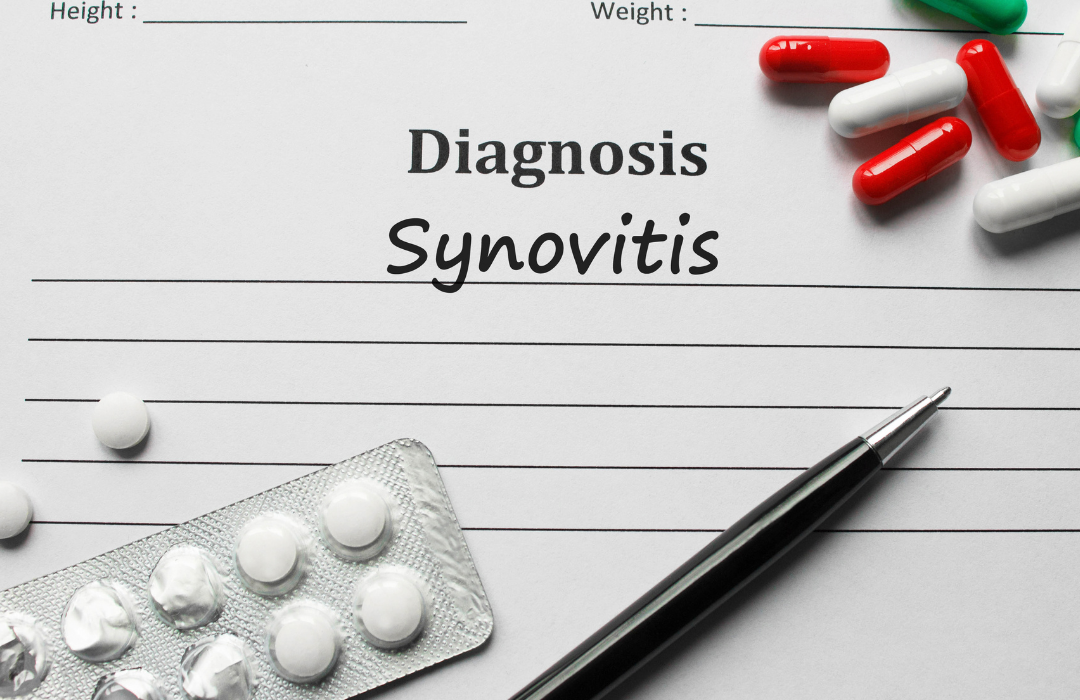 what is synovitis